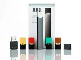 详解讲解JUUL电子烟和使用方法