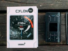 推荐600元以内电子烟SMOANT CYLON218