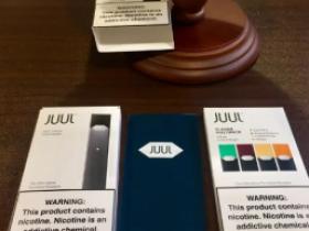 JUUL电子烟套装真那么好抽?它到底有多火?