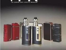 中国第一家登上美国VPR杂志封面的电子烟企业——SIGELEI