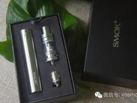 【我送新品你来试NO.005】简约时尚!SMOK史迪克电子烟套装测评!