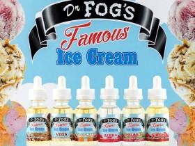 加拿大Dr.Fog 迷雾博士夏日冰激淋系列 烟液介绍