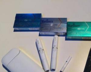 IQOS电子烟介绍、使用方法及注意事项
