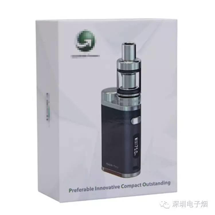 [精品推荐]2016年最新款iStick Pico 75W套装电子烟 大烟雾迷你款