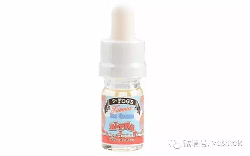 Dr. Fog Famous Ice Cream——来自加拿大的冰激凌口味系列烟油