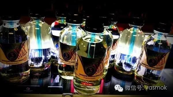 vasmok新品试用NO.015】3合1口味还可以调饮料:美国元佬级烟油蓝龙 blue dragon来了