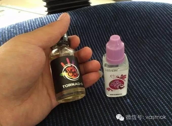 【蒲公英的约定分享】夏天的冰爽——VGOD和荔枝冰沙666烟油