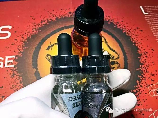【Frank分享】龙腾世纪——DRAGON SERIES 烟油测评