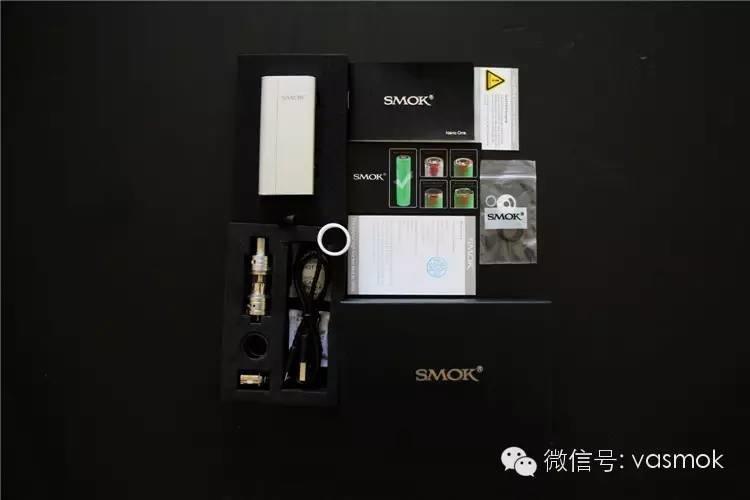 【楚风评测】精悍萝莉娜喏:SMOK nano one评测