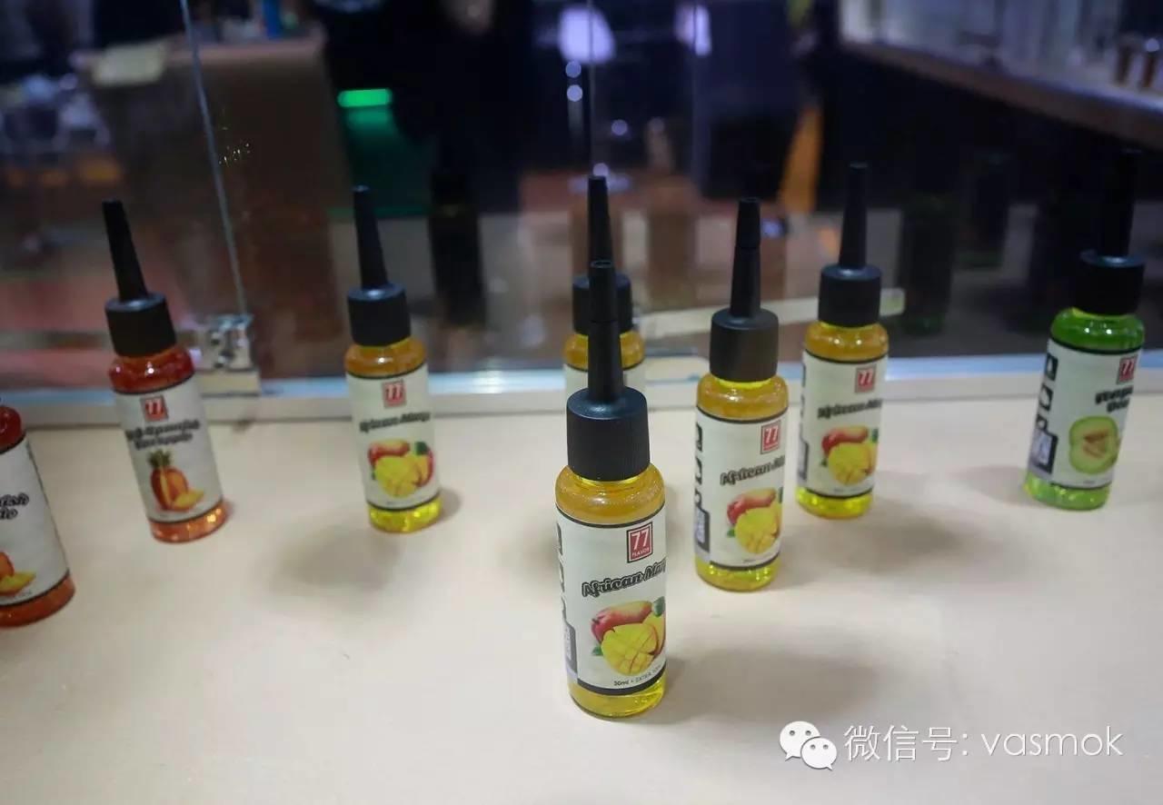 【图赏】赏烟赏油赏美女·iscis深圳国际电子烟产业博览会