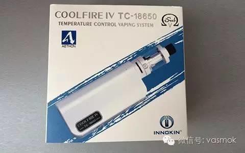 【蒸汽SMOK分享】新宜康酷火4 Cool Fire IV TC 18650电子烟套装测评