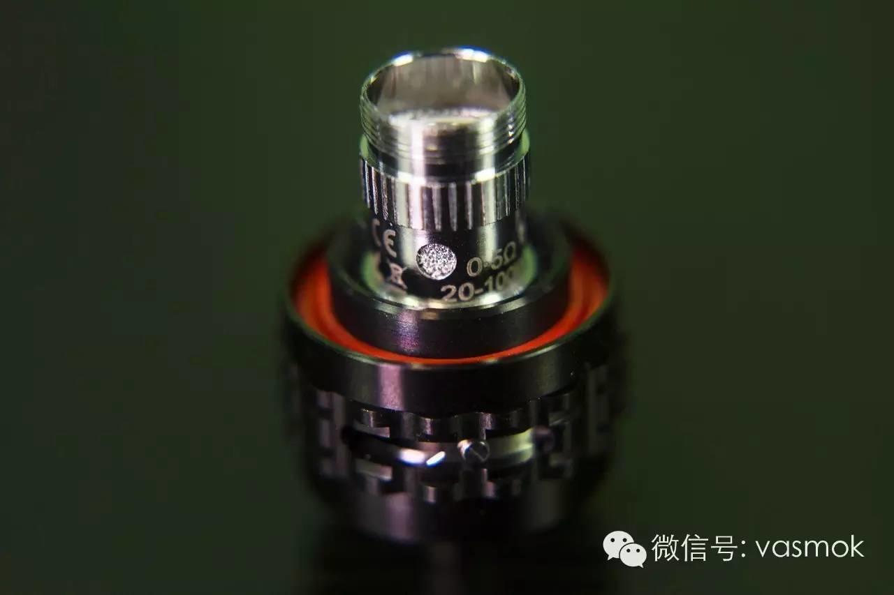 【vasmok新品试用NO.013】专利产品:美国KOMODO160W/5ML储油雾化器来了