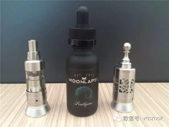 【楚风&大大分享】月白风清,佳人摇曳:MOONLAPSE烟油体验