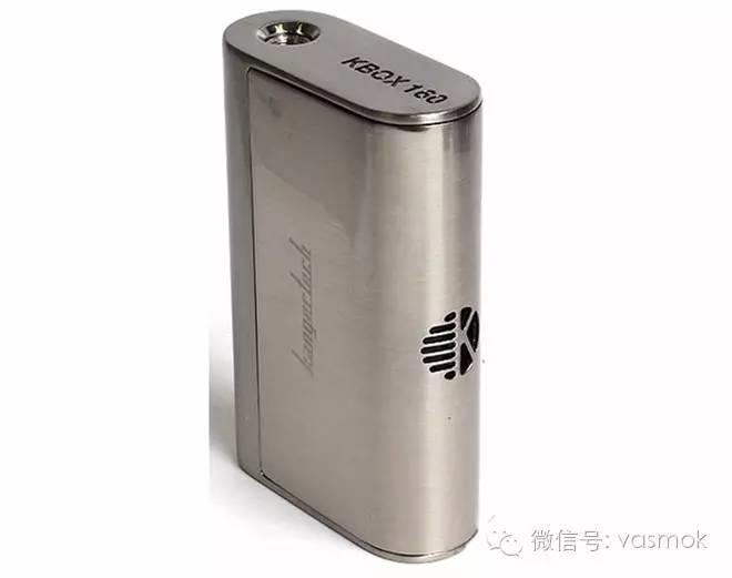 【vasmok新品试用NO.019】康尔新品Kbox 160温控调压盒子来了