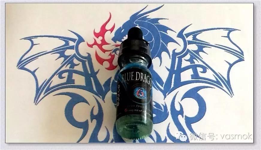【楚风分享】一壶沁三香——BLUE DRAGON蓝龙烟油体验