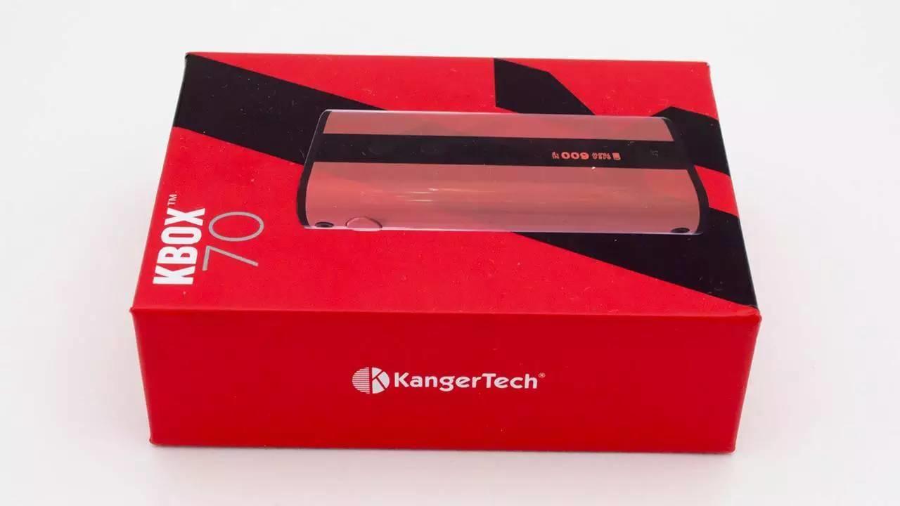 Kangertech 康尔KBOX-70 温控主机