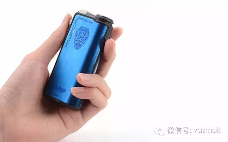小身材,大能量的暴力电池盒子 —— 魔雾Mvape M160