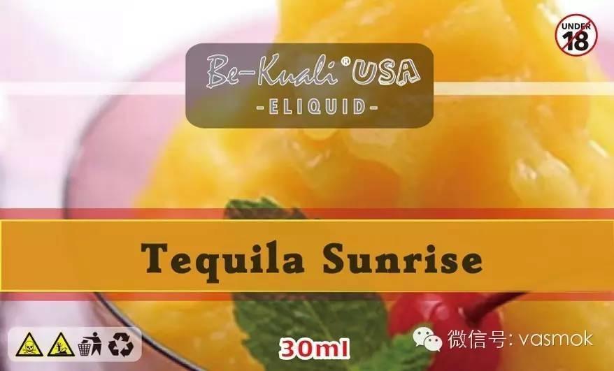 【美味烟油】听说混血都是很美的,Be-Kuali新品烟油分享