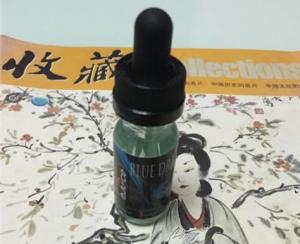 【走心分享】蓝龙烟油——夏日里的一抹清新