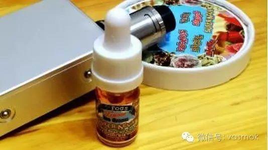【楚风分享】枫叶之国浓雾博士的著名冰激凌烟油6口味体验