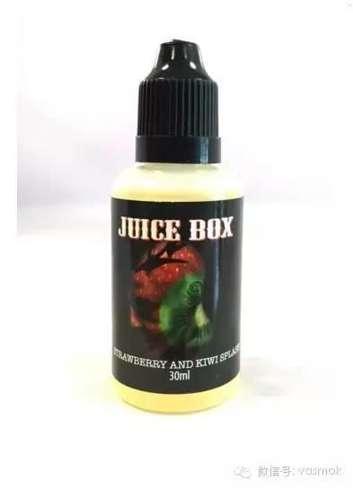【美味烟油】来自美国的蒸汽果汁peachtreevapor