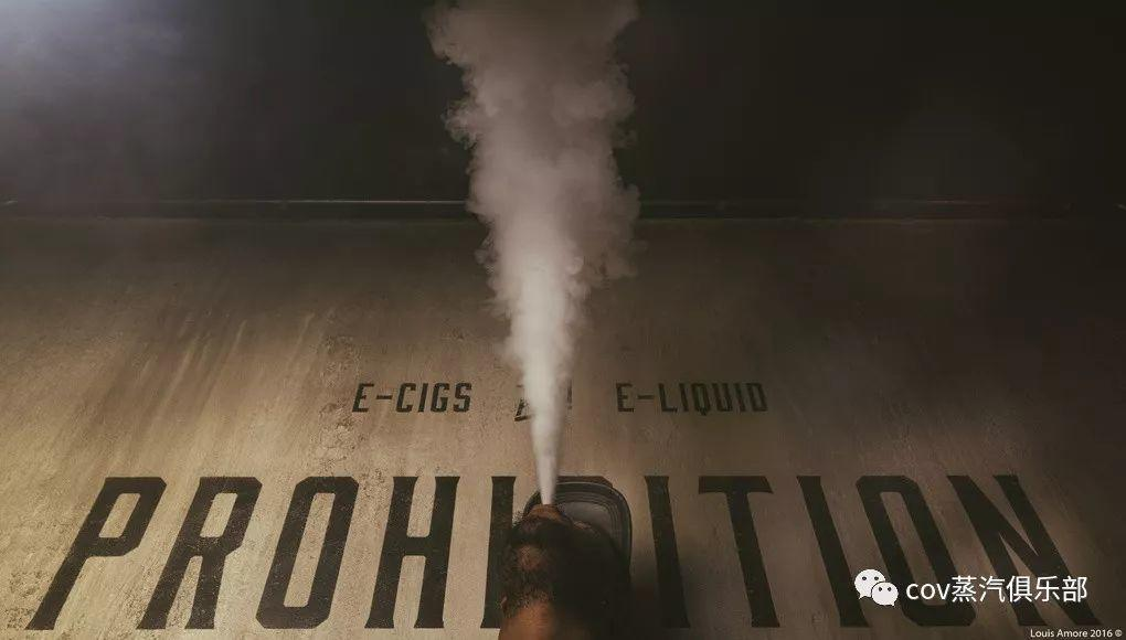蒸汽文化:镜头下的Vapor