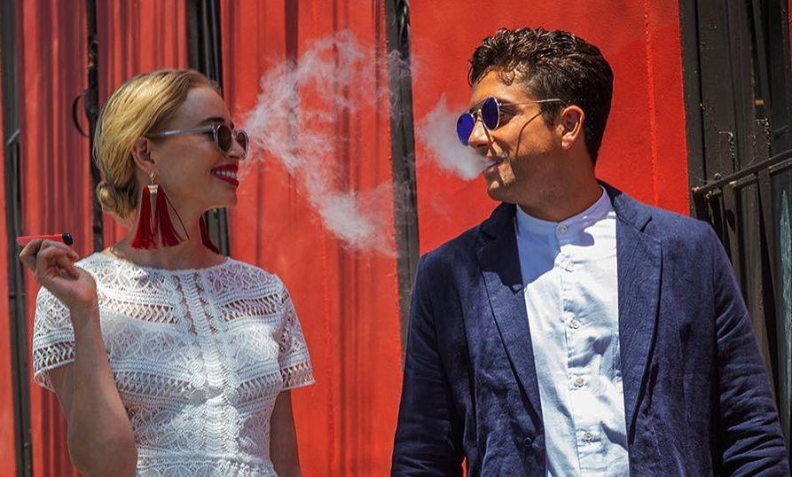 【一周蒸事】英国伦敦大学研究发现:吸烟者常接触电子烟更易戒烟