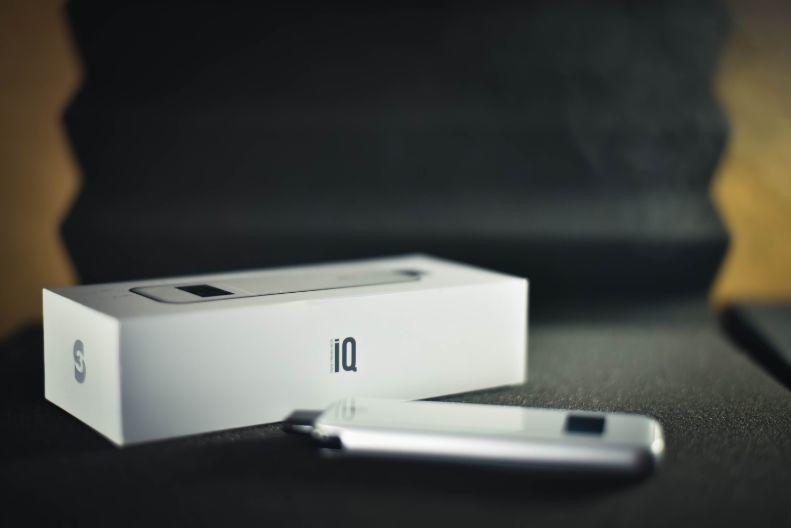 【027蒸汽电子烟评测】高颜值的实力派——IQ·3S