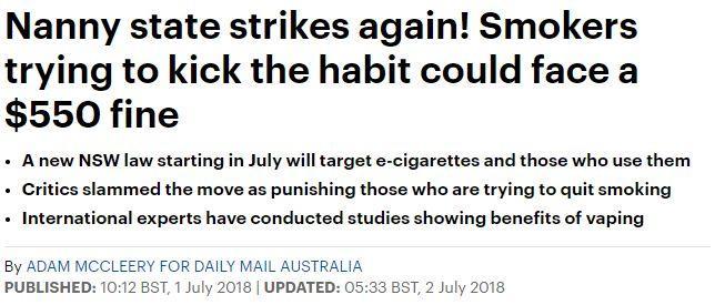 【一周蒸事】3 年后全球电子烟市场将达到 340 亿美元,迅速增长的背后...