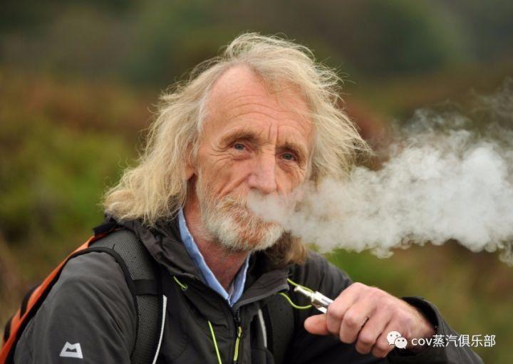 还在担心电子烟的危害吗?英63岁老烟枪改吸电子烟后竟能跑马拉松