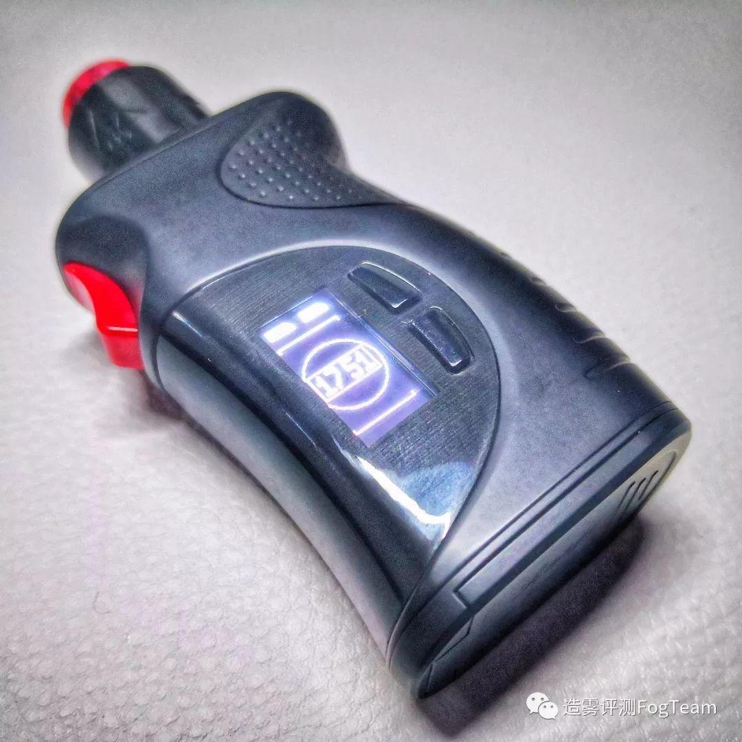 【造雾评测】COV RANGE枪把240W调压盒 评测
