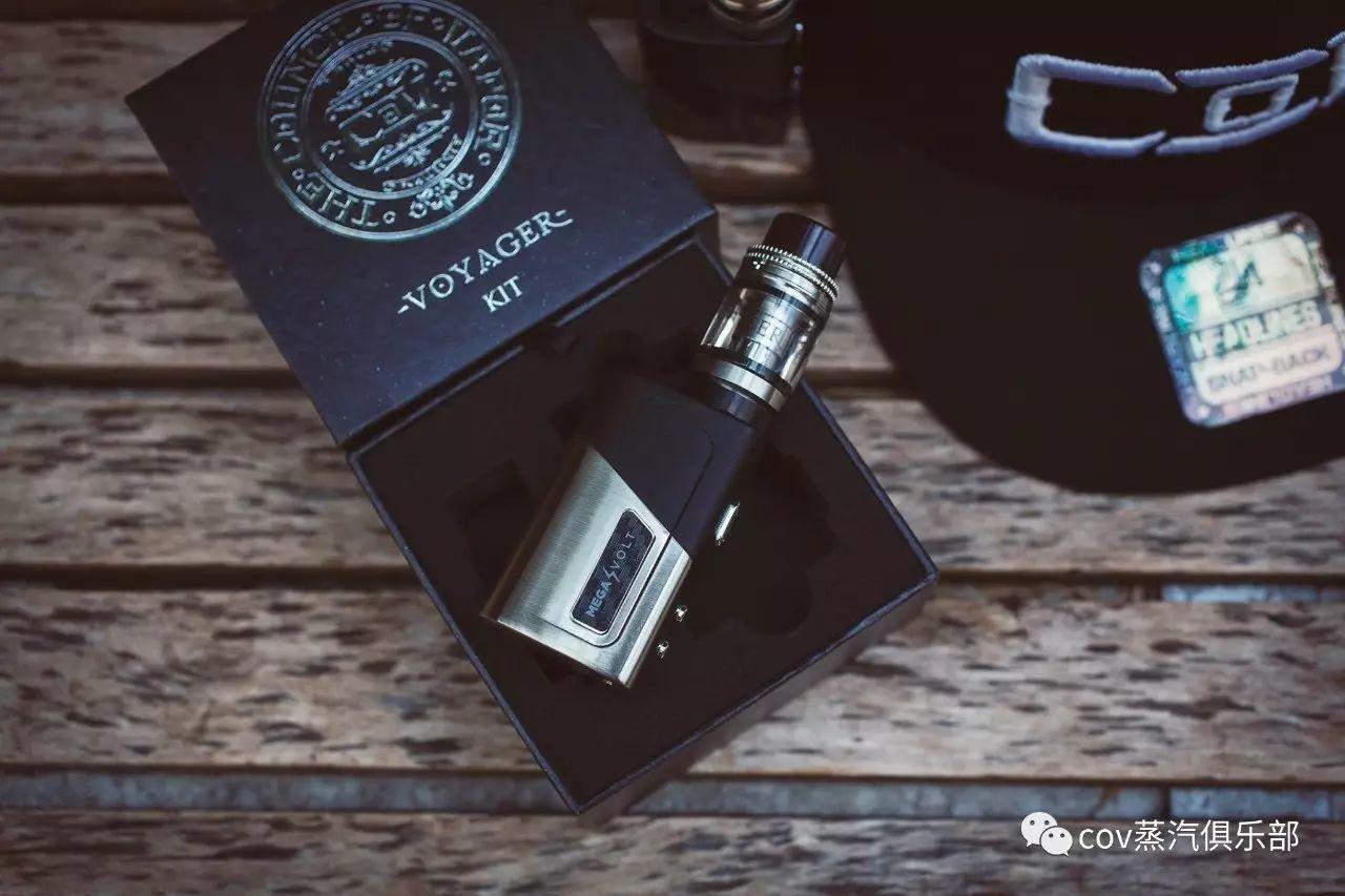 VAPECOV丨小白教学,快速学会吐烟圈