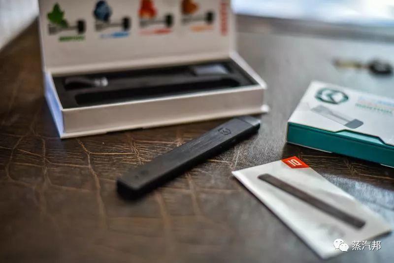 【蒸汽邦评测】IQ level——纤薄商务一体小烟