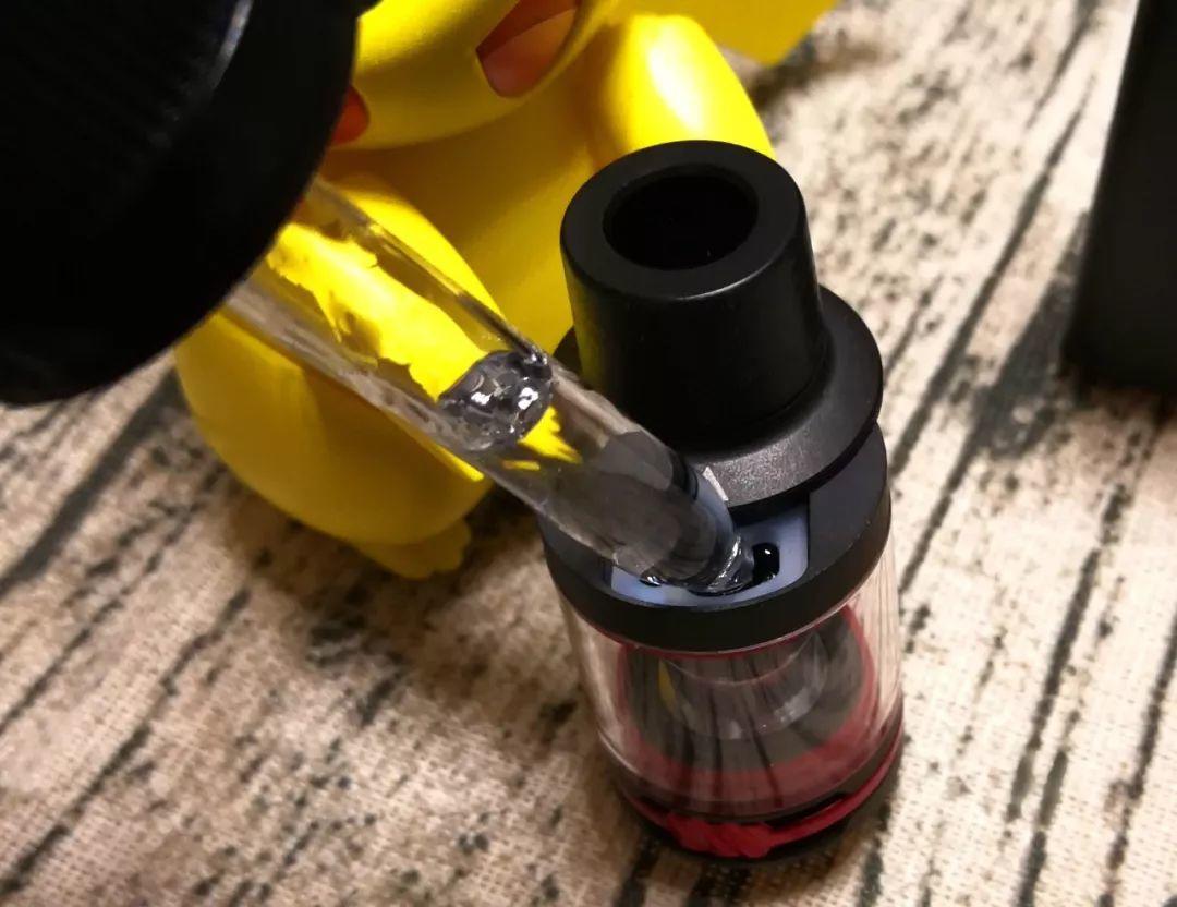 蒸汽瓶测评 | 双点火键设置,瞬间暴力如虎的COV XION套装