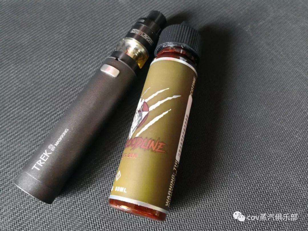 Lycan烟油公测 |  Lycan狼人烟草1号抽吸体验