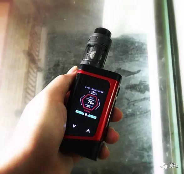 雾社测评 | COV XION 双点火键的玄机