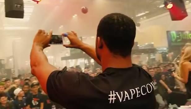 VAPECOV丨来自UK的伯明翰电子烟展会现场回顾