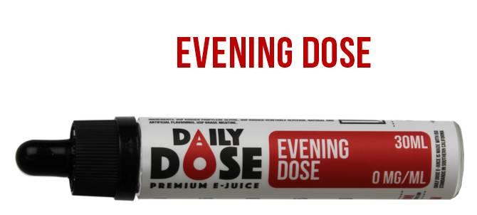 【新品】Daily Dose (日常琐事)烟油品鉴