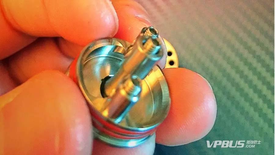 火神2代 VECTOR 滴油雾化器