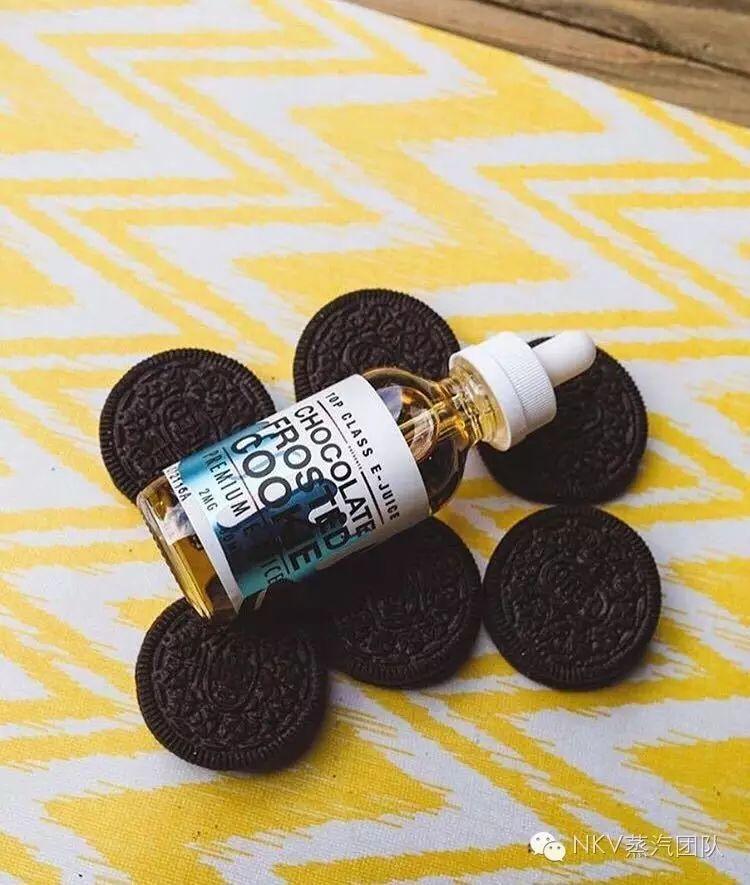 NKV新品推荐-给你DQ冰淇淋质感般的烟油体验