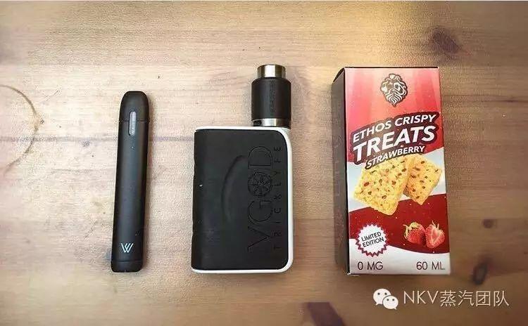 NKV-黑科技电子烟  奥地利品牌  My.VON ERL
