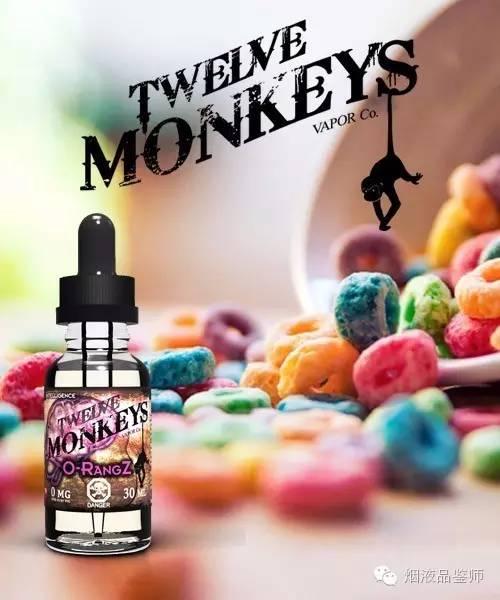 Twelve Monkey 加拿大新油